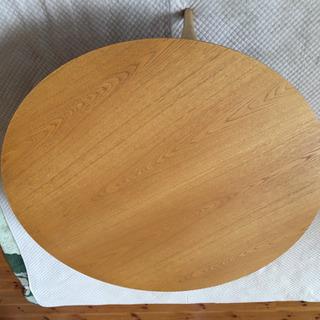 円卓コタツ 丸テーブル ACTUSコタツ布団付き