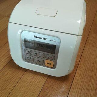 炊飯器3合炊 Panasonic SR-ML051 2015年製