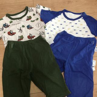 パジャマ、甚平、Tシャツ 95 100 まとめて500円!