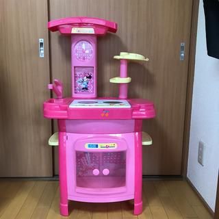 ミニーちゃんのおままごとキッチン