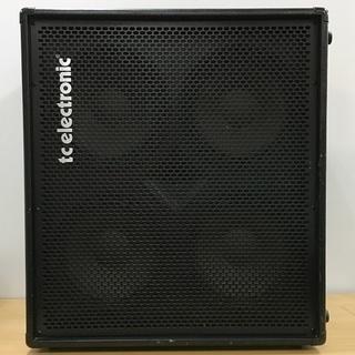 TC Electronics 4×10インチ ベースアンプ用キャ...
