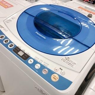 【駅近】お買い得9,800円の Panasonic 6.0㎏洗濯...