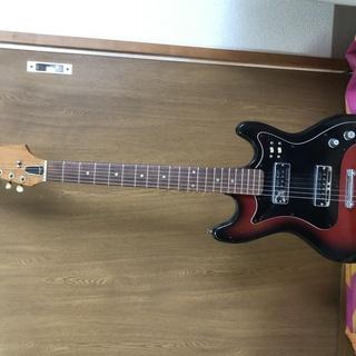 【値下げ!】ビザールギター VISION VEG-120 ?