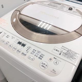 【駅近】TOSHIBAの6.0㎏洗濯機入荷しました。【トレファク南柏】