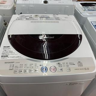 沢山洗えちゃったりしちゃいますよ!SHARPの全自動洗濯機!
