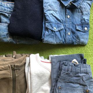 ザラ、H&Mも有り。130 男 洋服 セット
