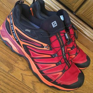 Salomon goretex 靴