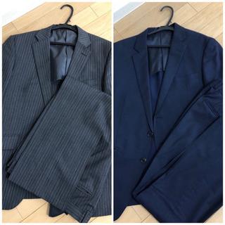 【大幅値下げ】スーツ2着 上下セット