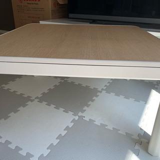 ニトリ  コタツ式 テーブル