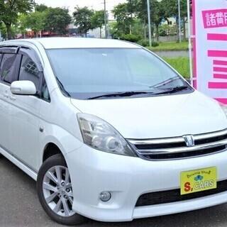 トヨタ アイシス2.0 プラタナ 4WD 事故無し 検R2/2/26