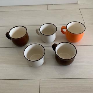 マグカップ 5つ