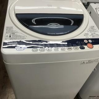 TOSHIBA 全自動洗濯機 AW-60GK 6.0kg 2011年製