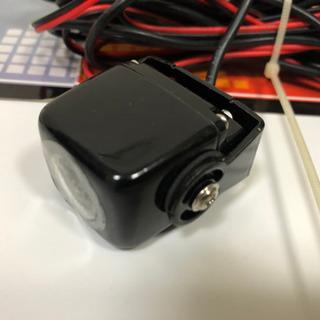 新品 カーナビ監視カメラ用カラーバックカメラ RCA接続