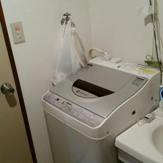 SHARP 乾燥機能付 全自動洗濯機 washer w/drye...