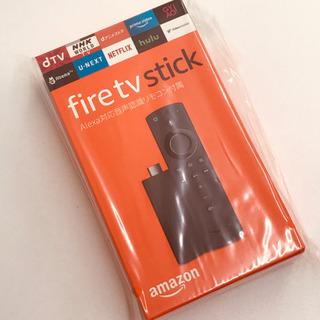アマゾン Firetv Stick - Alexa対応音声認識リ...