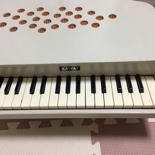 [値引き検討] KAWAI ミニピアノ おもちゃ