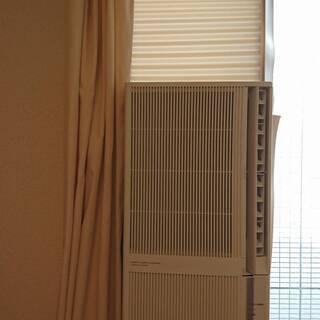 【CORONA】冷暖窓エアコン( 数か月のみ使用の美品)