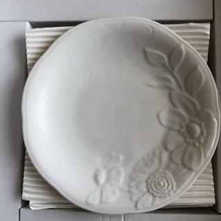 白いお皿5枚組!