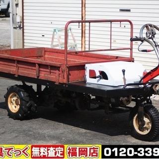 タナカ 三輪 運搬車 ビートル GF300 積載300kg ダブ...