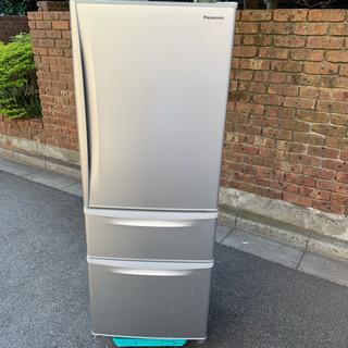 ★ パナソニック 321L 3ドア冷凍冷蔵庫 NR-C32AM-...