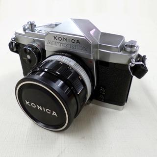 KONICA AUTOREX 自動露光式 35mm フル/ハーフ...