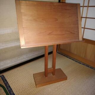 譜面台【取引決定】