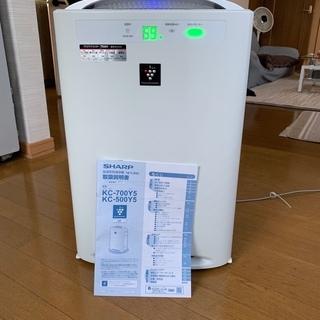 SHARP プラズマクラスター加湿空気清浄器
