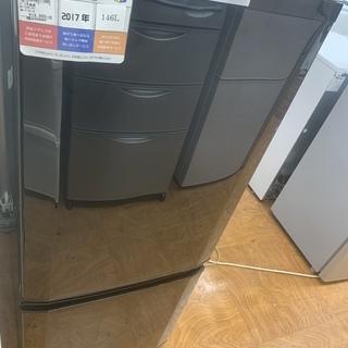 1年保証つき!MITSUBISHI 2ドア冷蔵庫 MR-P15...