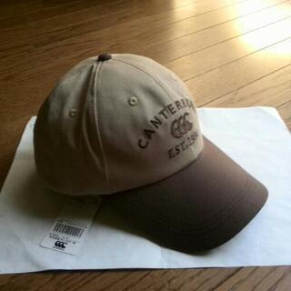 canterbury カンタベリー 帽子(キャップ)