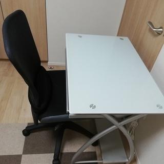パソコンデスク&椅子