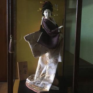 【値下げしました】日本人形