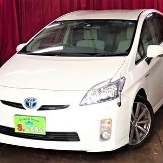 トヨタ プリウス1.8S LEDエディション 1年保証付 本州仕...