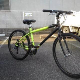 古自転車653(防犯登録600円無料)  マウンテンバイク ミヤ...