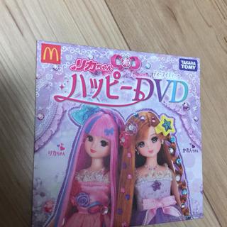 マクドナルド りかちゃん   DVD