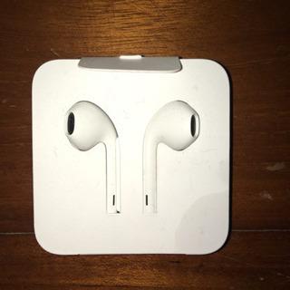 Apple純正イヤフォン