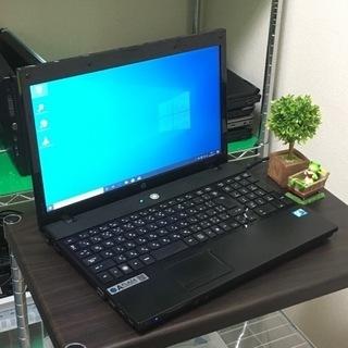 HP ノートパソコン メモリ4GB HDD250GB Core2...