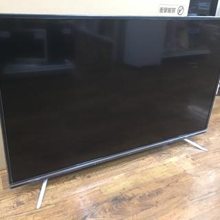 GREEN HOUSE 49インチ液晶テレビ GH-TV49D-BK