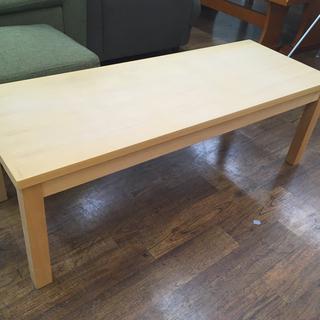 無印良品 ブナ材ローテーブル C0-13