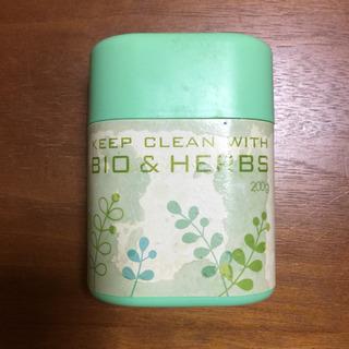 生ゴミ消臭剤