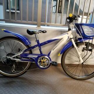 22インチ ジュニア自転車 子供 BRIDGESTONE