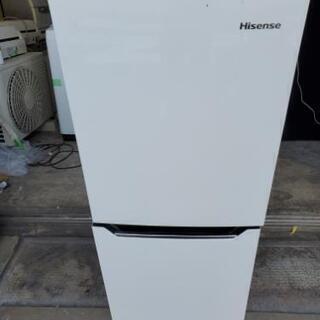 ハイセンス  ノンフロン冷凍冷蔵庫  HR-D1301 2…