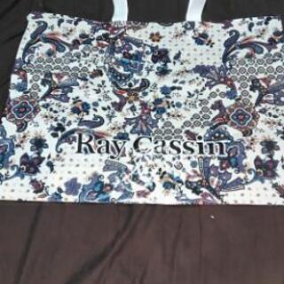 ビニールの袋と紙袋セット