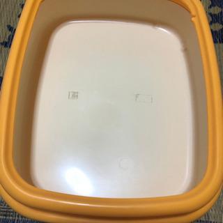猫トイレ 中古未使用
