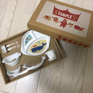 [新品未使用]頂き物のベビー食器セット