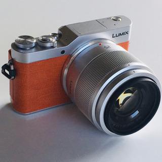 LUMIX GF9 オレンジ レンズキット(箱付き)