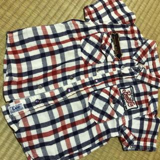 lee☆半袖シャツ