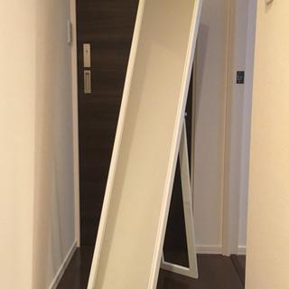 ■【無料】鏡(姿見) IKEAの画像