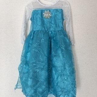 【Disney princess】アナと雪の女王 エルサ ドレス...
