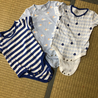 baby gap☆ロンパース 3枚セット