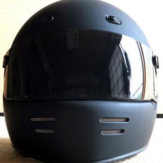 【売却済み】フルフェイス ヘルメット マットブラック XL